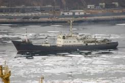 Дневальный. В/ч 45163. Гидрографическое судно Антарктида