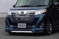 Обвес кузова аэродинамический. Toyota Roomy, M900A, M910A Daihatsu Thor, M900S, M910S 1KRFE, 1KRVET