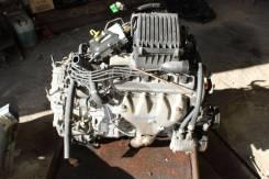 Двигатель + акпп Honda HR-V GH1 GH3 [DXGarage]