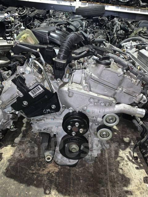 Двигатель 2GR-FE для Lexus