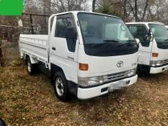 Toyota Dyna. 4WD, борт + аппарель, дизель, 2 800куб. см., 1 500кг., 4x4