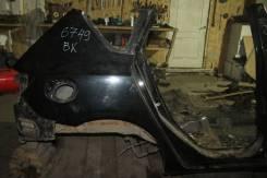 Крыло четверть задняя правая Mazda 3 BK Хэтчбэк