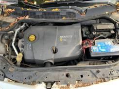 Двигатель Renault Megane II, 2003, 1.5 л, дизель (K9K722)