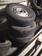 Продам колёса Tunga 175/70R13