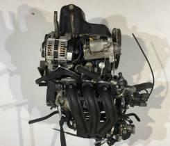 Двигатель Daewoo Matiz f8cv 0,8L 52лс