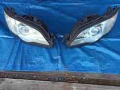 Фары на Subaru Legacy, Outback, B4 06-09 г. Spec B синие