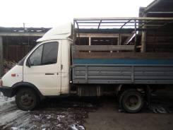 ГАЗ 3302. Продам газель, 2 400куб. см., 1 850кг., 4x2