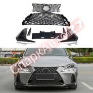 Бампер F-Sport Lexus IS300 IS200t IS300h 2017+
