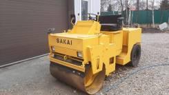 Sakai. Каток вибрационный японского производства 1999г -CV4 4тонны, 1 400куб. см.