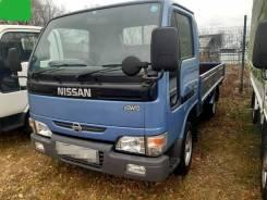 Nissan Atlas. 4WD, борт, 2 700куб. см., 1 500кг., 4x4