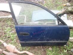 Дверь передняя правая Toyota Avensis 2001