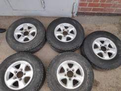 Комплект колес 275/70R16 Toyota LAND Cruiser 100
