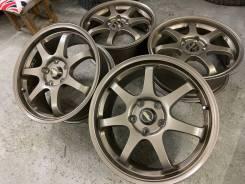 A-Tech Final Speed R17 5*114.3 7j + 215/45R17 Dunlop Enasave EC204 Jap