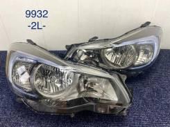 Фара левая + правая Subaru XV/ Impreza XV под Ксенон Оригинал Япония
