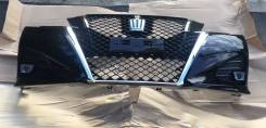 Бампер передний Toyota Crown Athlete 21# Рестайл Оригинал Япония