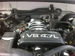 Двигатель Toyota Sequoia UCK45 2UZ FE 2005