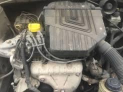 Двигатель Рено Логан k7m