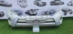 Бампер передний Land Cruiser Prado GRJ150W, GRJ151W, TRJ150W, GDJ150W,