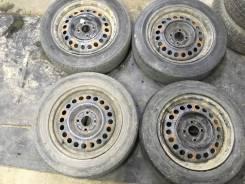Продам колеса на докатку 185/65/R15 летние на дисках.