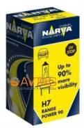 Лампа H7 RPH+90 12V 55W PX26D NVA S2 Narva 48047