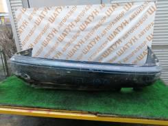 Бампер задний Дефект Toyota Corona ST190, 4SFE, в Новосибирске