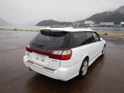Дверь задняя правая Subaru Legacy BЕ5 BН5 1999 г. дорестайл