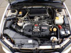 Двигатель EJ206 TT Subaru Legacy BЕ5 BН5 2002 г.