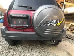Бампер задний ЦВЕТ-R-78P Honda CR-V RD1 [AziaParts]