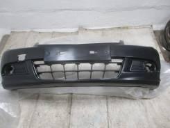 Бампер передний Nissan Almera G15RA, G15 Новый, Оригинал