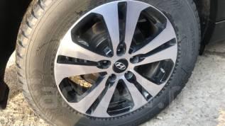 """Диски литые оригинал КIA, Hyundai. 6.5x17"""", 5x114.30, ET35, ЦО 67,1мм."""