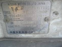 АКПП Nissan AD VY11, QG13DE