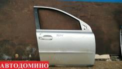 Дверь передняя правая на Volvo Xc90 в сборе серебро
