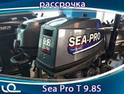 Sea-Pro. 9,80л.с., 2-тактный, бензиновый, нога S (381 мм), 2020 год. Под заказ