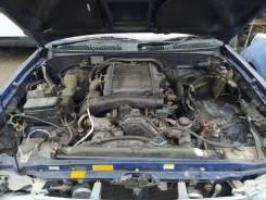 Двигатель 1KZ-TE Toyota Hilux Surf KZN185