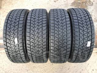 Bridgestone Blizzak DM-V2. зимние, без шипов, 2014 год, б/у, износ 5%