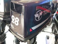 Tohatsu. 9,80л.с., 2-тактный, бензиновый, нога S (381 мм), 2020 год. Под заказ