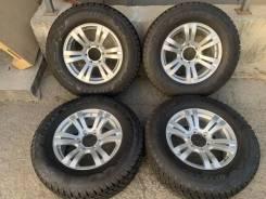 265/65R17 90% DM-V2 Manaray R17 7.5j Lexus Prado