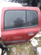 Дверь задняя левая Renault Symbol I 1999-2008 [7751472475] в Вологде