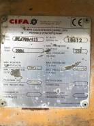 Cifa PC 709/415. Бетононасос CIFA 709/415, 120,00м.