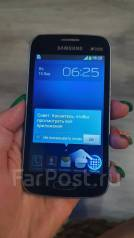 Samsung Galaxy Star Plus. Б/у, до 8 Гб, Черный, Dual-SIM