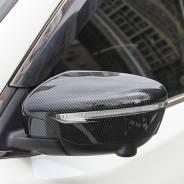 Накладка на зеркало. Nissan X-Trail, HNT32, HT32, NHT32, NT32, T32 Nissan Qashqai, J11 Nissan Juke, F15, F15E, NF15, SUV, YF15 HR15DE, HR16DE, MR16DDT