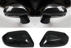 Накладка на зеркало. Toyota: Voxy, C-HR, Camry, Prius, Alphard