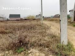 Продается земельный участок в п. Трудовое, Лермонтова,5 во Владивостоке. 1 200кв.м., аренда, электричество, вода. Фото участка