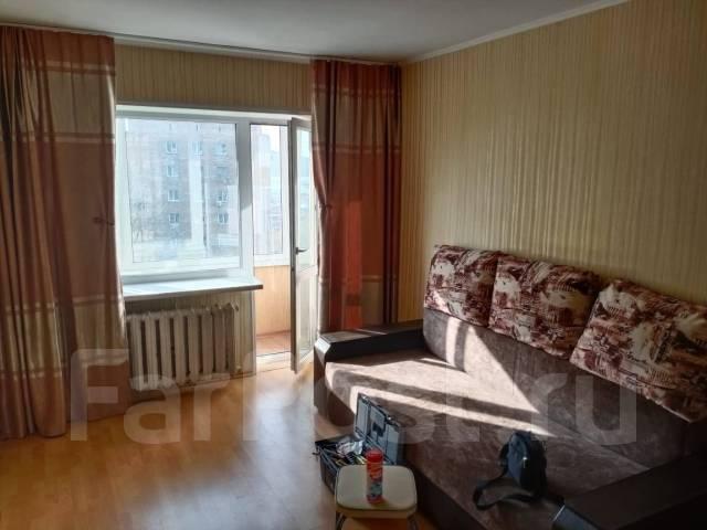 1-комнатная, улица Саратовская 9. Эгершельд, агентство, 31,6кв.м. Комната