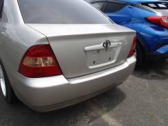 Бампер задний 1D9 Toyota Corolla NZE121 2002 год