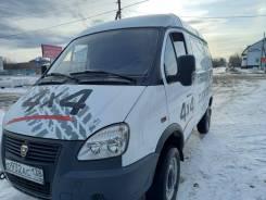 ГАЗ 27527. Продам ГАЗ Соболь 27527, 2 890куб. см., 1 000кг., 4x4