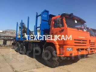 КамАЗ 43118 Сайгак. Сортиментовоз Камаз 43118 с VM10 в Перми, 11 800куб. см., 13 000кг.
