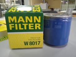 Фильтр масляный (Hyundai / Kia) MANN Filter W8017