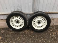 2 колеса ГАЗ КАМА 501 195/65 R15 в барнауле
