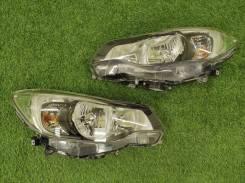 Комплект фар P9932(оттенок 1F) Subaru XV GP7 FB20 2013г